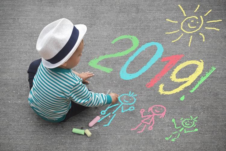 Tous mes vœux pour 2019